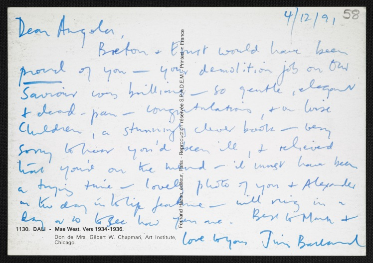 Ballard Postcard to Angela Carter.jpg