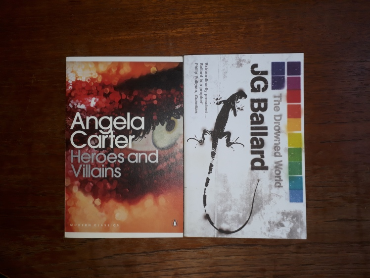 Ballard and Carter - Two Novels 1