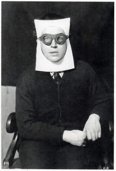 André Breton - 1930 by Man Ray