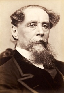 Charles Dickens by Jeremiah Gurney