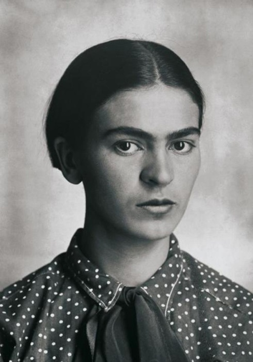 Frida kahlo by guillermo kahlo photograph
