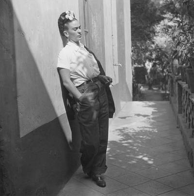 Frida Kahlo - Photo