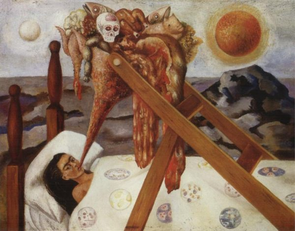 Frida Kahlo - Without Hope 1945