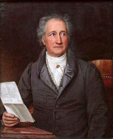Goethe by Joseph Karl Stieler