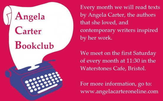 Angela Carter Bookclub NEW