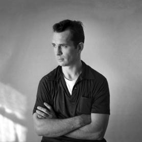 Jack Kerouac - Photo by Tom Palumbo