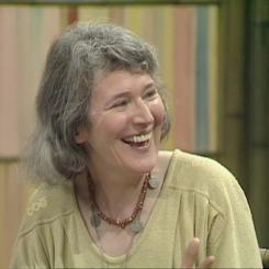 Angela Carter Laughing 3
