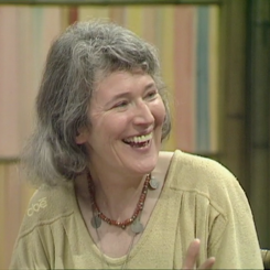 Angela Carter Laughing 3