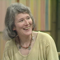Angela Carter Laughing 4